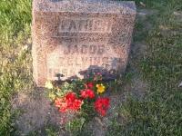 Grafsteen Jacob Zelvius