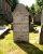 Jansen Wiegers de Ruiter grafsteen
