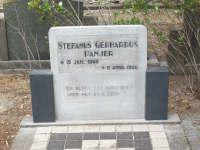 stefanus gerhardus panjer aug 2008