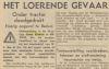 Krantenbericht Geert Kluiter