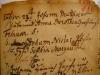 Huwelijk Johann Mattheus Nube en Anna Dorothea Graftung