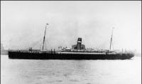 Berend Klooster schip naar Amerika