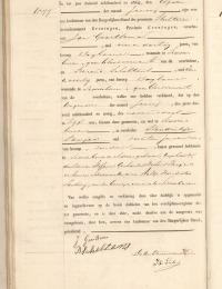 Overlijden Hendrikje Panjer 1860