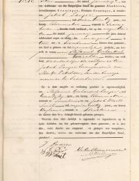 Geboorte Stefanus Gerhardus Panjer 1869