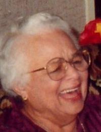 Patricia Mathilde McLeod