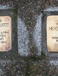 Struikelsteen Hendrik en Cornelis Kluiter