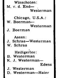 Krantenbericht Jantjen Westerman