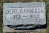 Grafsteen Bert Kamminga