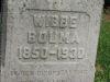 Grafsteen Wibbe Bouma