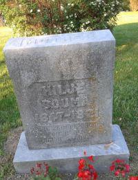 Grafsteen Hilje Bouma